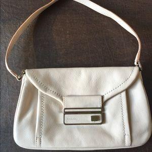 Calvin Klein Bags - Calvin Klein Cream Toggle Bag - NWOT